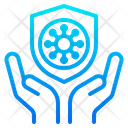 Safee Virus Covid Icon