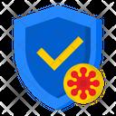 Coronavirus Covid Virus Icon