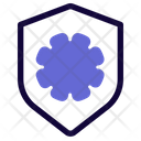 Virus Protection Shield Protection Icon