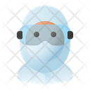 Virus Protection Suit Icon