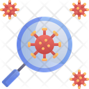 Research Virus Laboratory Icon