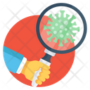 Bug Detection Bug Tracking Virus Checker Icon