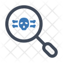 Search Virus Scan Icon