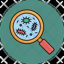 Virus Scanning Icon