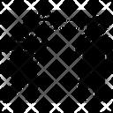 Virus Spread Cough Cover Icon