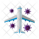 Virus Spread Coronavirus Covid 19 Icon