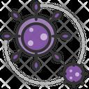 Virus Covid 19 Infection Icon