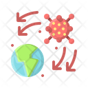 Covid 19 Corona Virus Icon