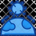 Outbreak World Contagious Icon