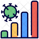 Growth Bar Chart Trend Icon