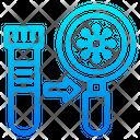 Virus Testing Icon
