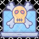Virus Threat Malware Infection Icon
