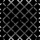 Pandemic Epidemic Virus Icon