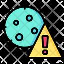 Virus Warning Warning Virus Icon
