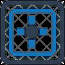 Viruses Storage Icon