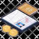 Passport Visa Personal Documents Icon