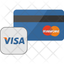 Visa Banking Payment Icon