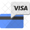 Visa Comment Type Icon