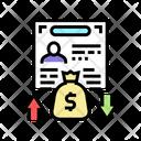 Visa Investment Icon