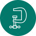 Vise Instrument Tool Icon
