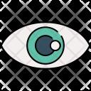 Visibility Eye Vision Icon