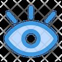 Visibility Eye View Icon