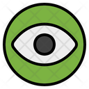 Visibility Eye View Icon