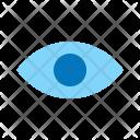 Visibility Eye Filter Icon