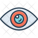 Visible Sight View Icon