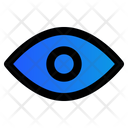 Eye View Password Icon