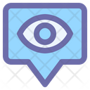 View Look Eye Icon