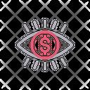 View Dollar Seo Icon