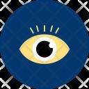 Vision Misi Eyes Icon