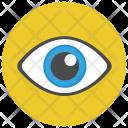 Visual Vision See Icon