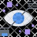 Eye Lens Information Icon
