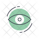 Vision Eye Earning Icon