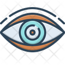 Vision See View Icon