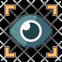Vision Eye Settings Icon
