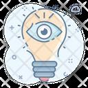 Creative Vision Creative Eyesight Creative Cybernetics Icon