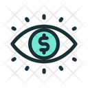 Market Vision Eye Icon