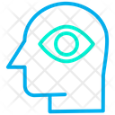Vision Thinking Human Mind Icon