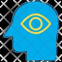 Vision Thinking Human Mind Icon