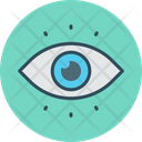 Vision Eye View Icon