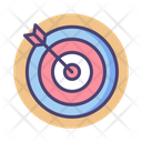 Vision Archery Goal Icon