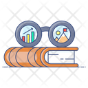 Vision Reading Knowledge Icon