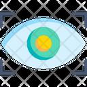 Vision Eye Lens Icon