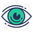 Vision Eye Looking Icon