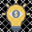 Vision Startup Idea Icon