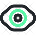 Vision Background Color Icon