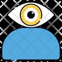 Eye Vision Optics Icon